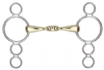 Dutch Gag with 21MM Brass Alloy Mouth MRS105